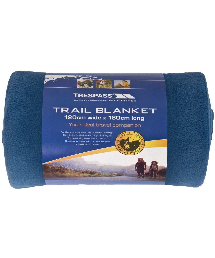 Image for Trespass Snuggles Fleece Trail Blanket - ASRTD