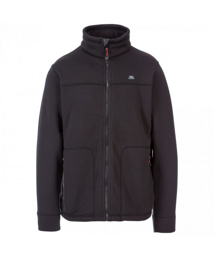 Image for Trespass Mens Tailbridge Heavyweight Fleece
