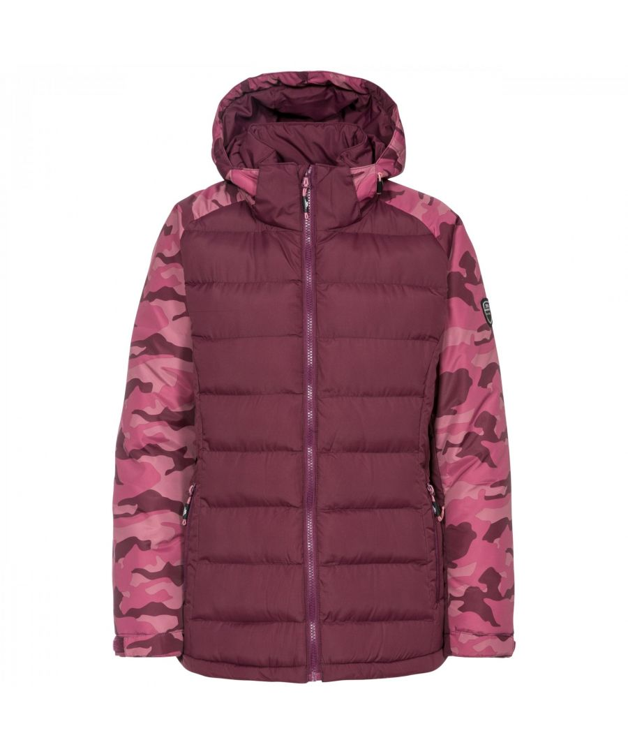 Image for Trespass Womens/Ladies Urge Windproof Ski Jacket
