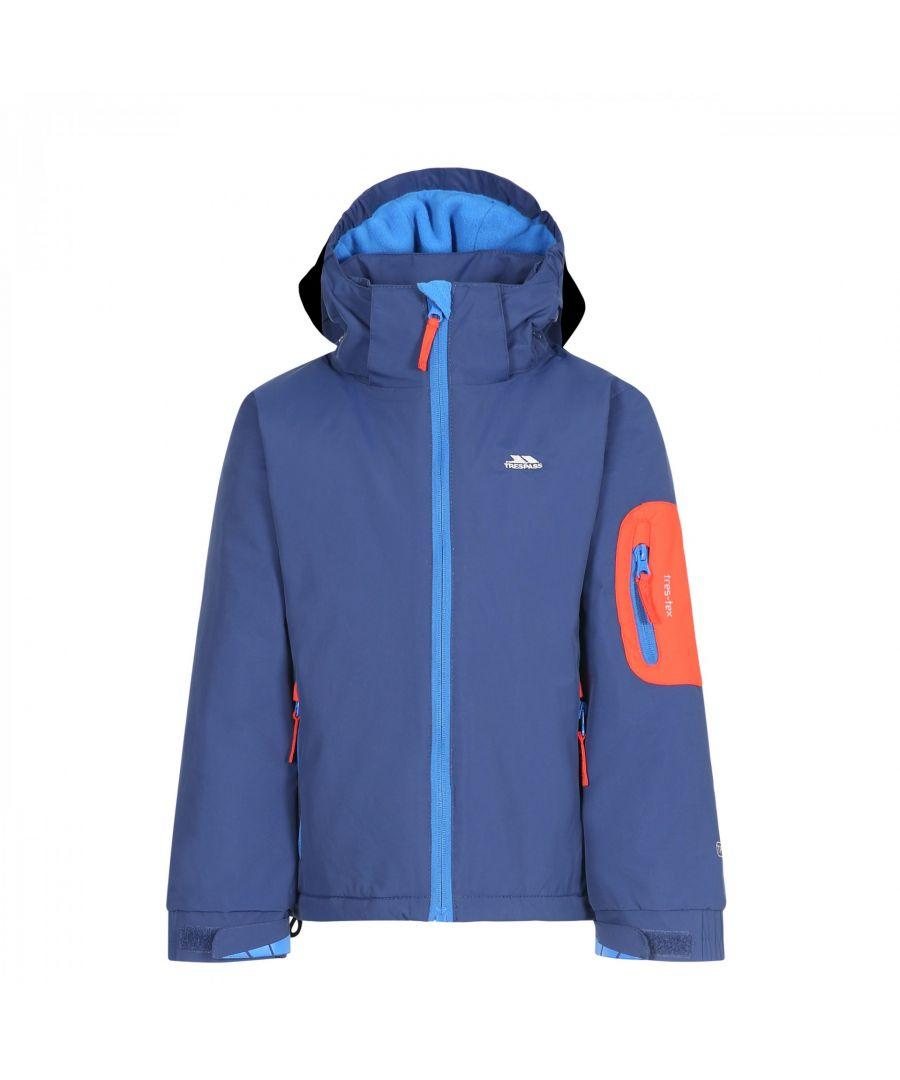 Image for Trespass Childrens/Kids Wato Ski Jacket