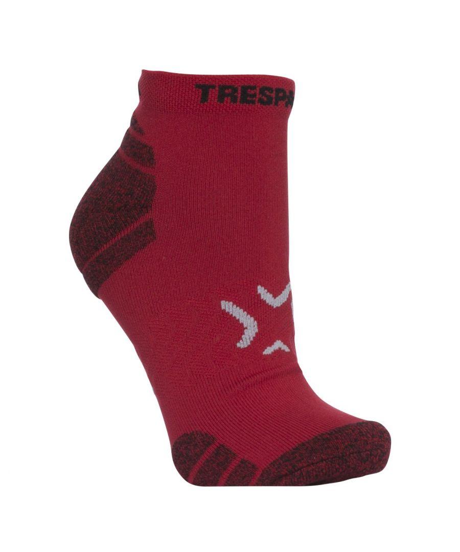 Image for Trespass Womens/Ladies Ingrid Non-Slip Heel Grip Liner Socks