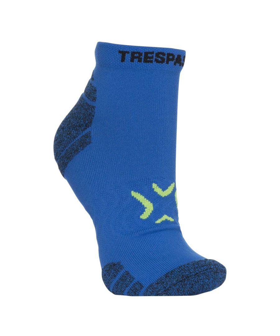 Image for Trespass Mens Olrun Non-Slip Liner Socks