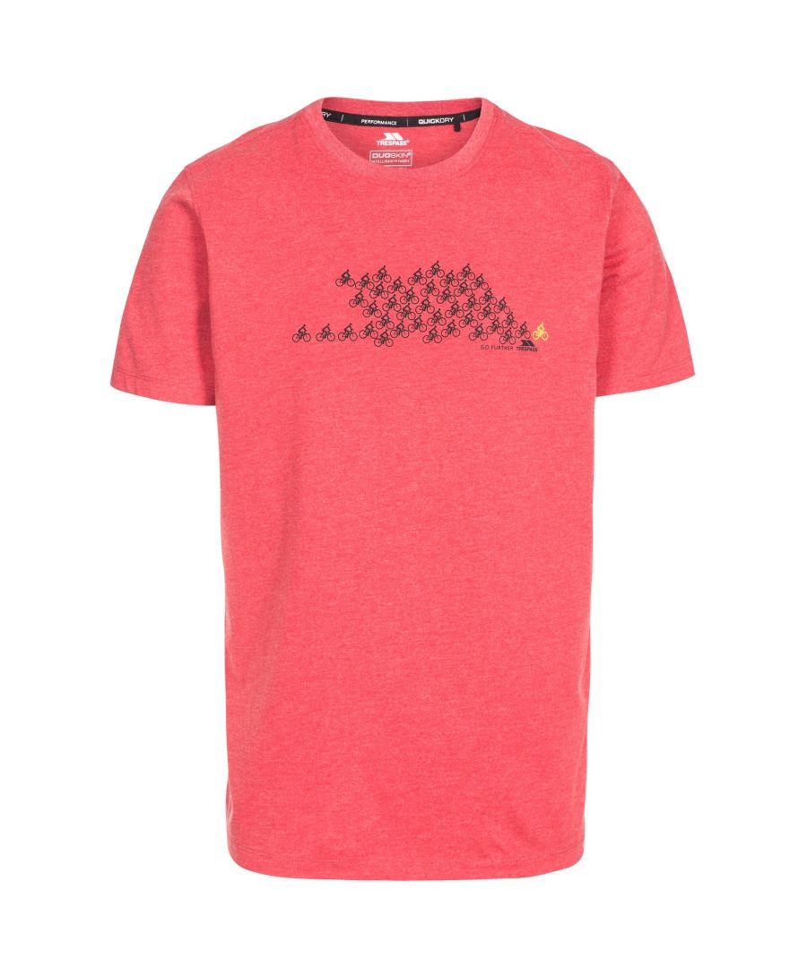 Image for Trespass Mens Borlie T-Shirt