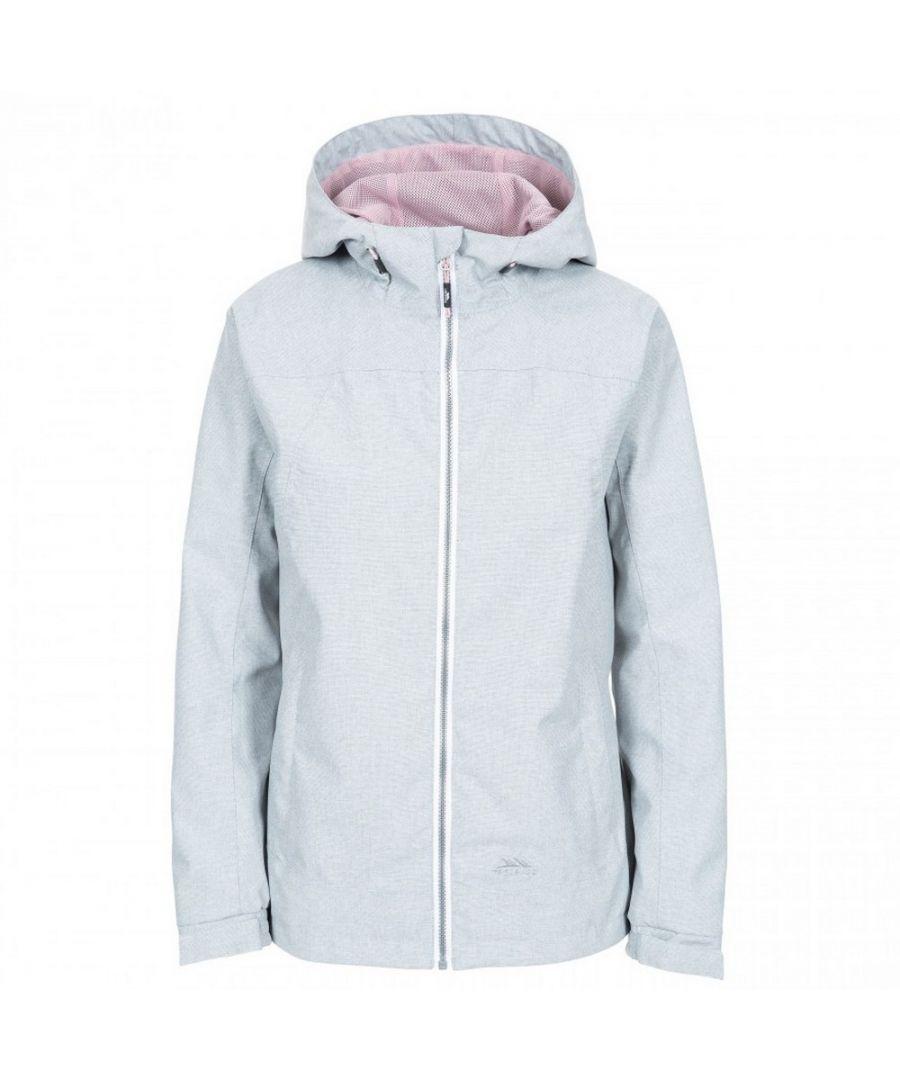 Image for Trespass Womens/Ladies Virtual Waterproof Jacket