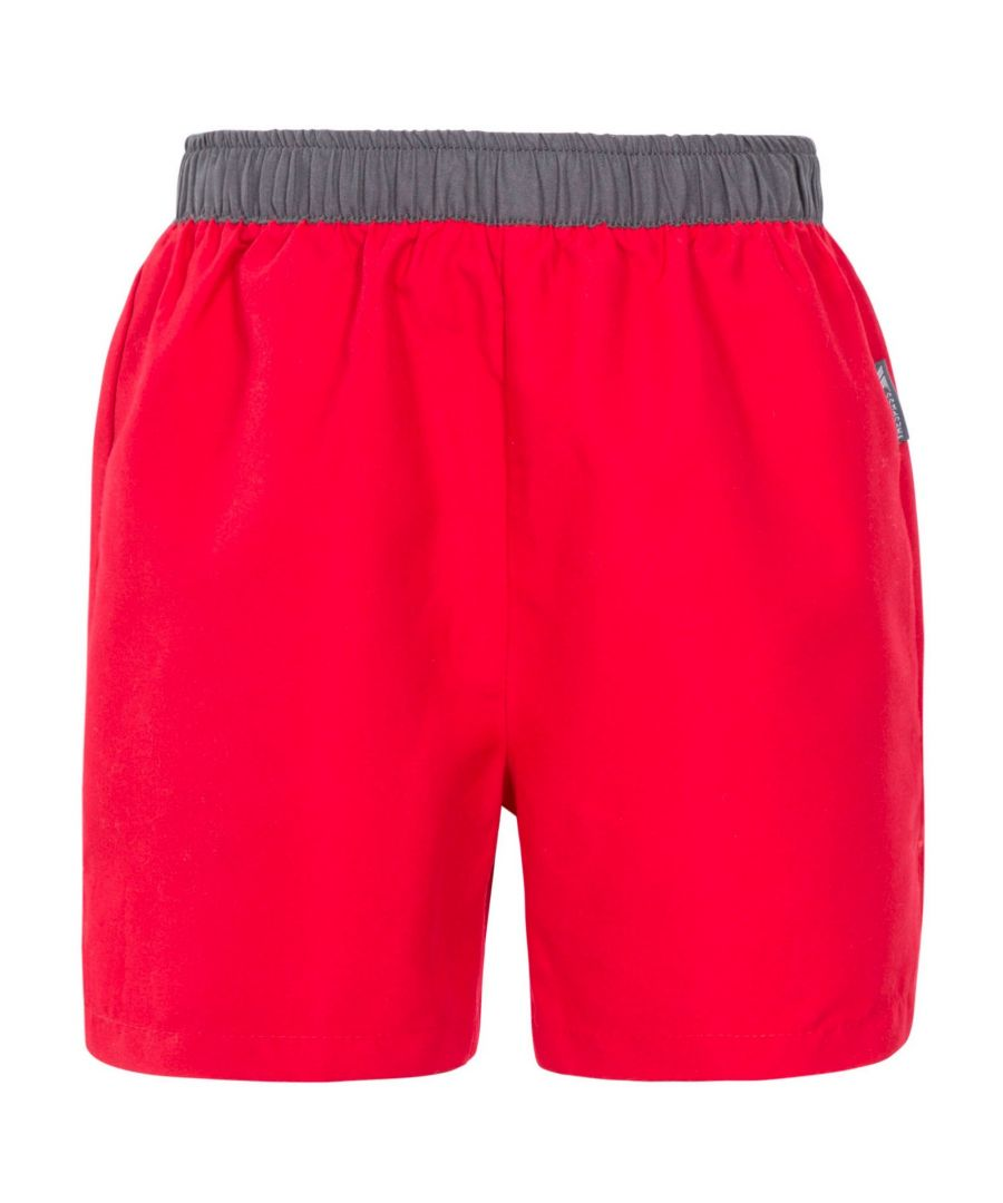 Image for Trespass Childrens Boys Sanded Swimming Trunks