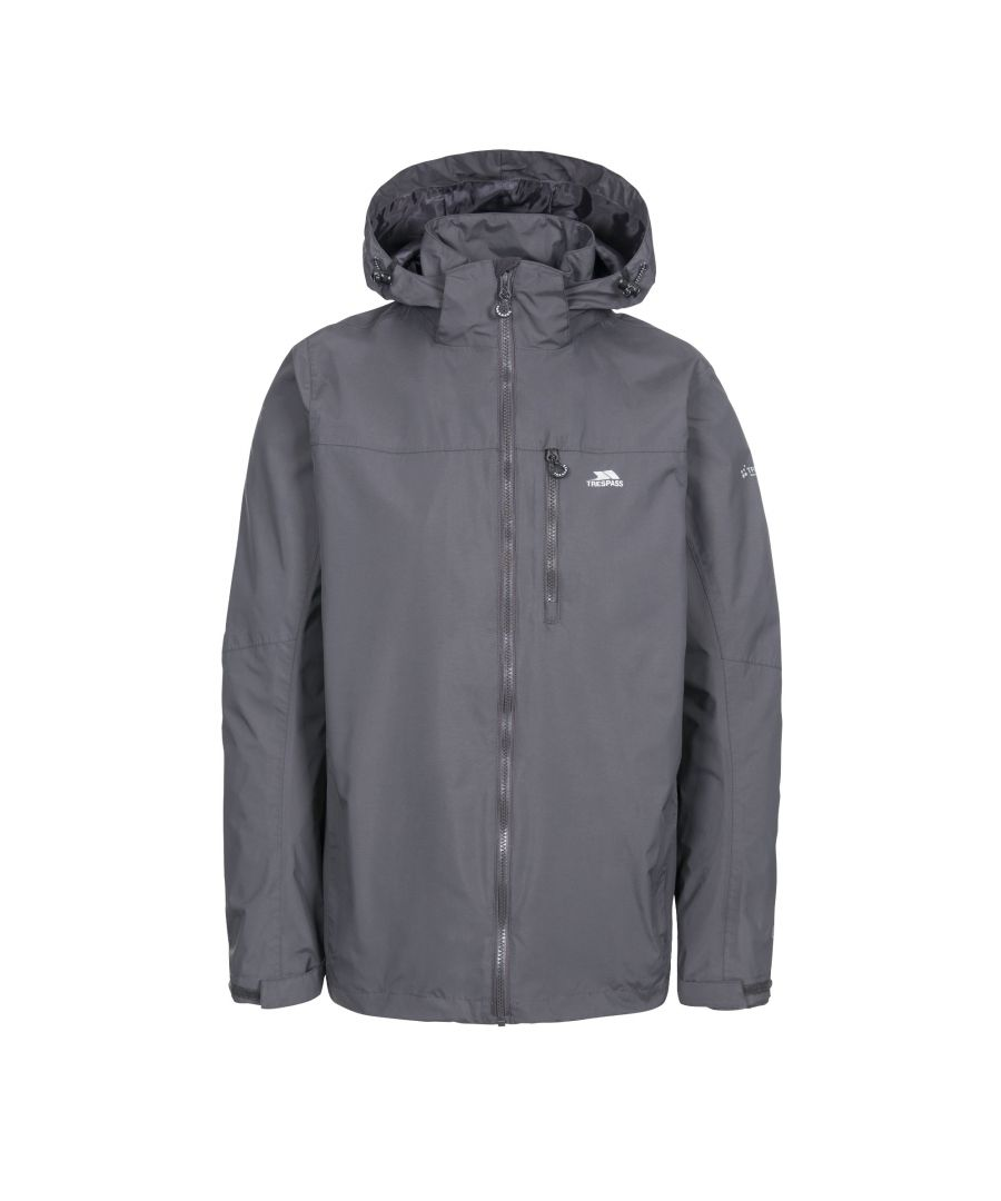 Image for Trespass Mens Hamrand Waterproof Jacket