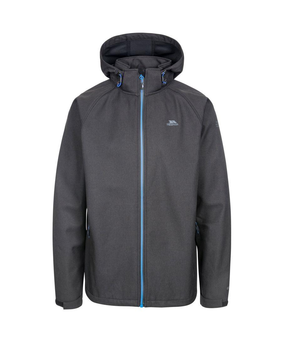 Image for Trespass Mens Maverick Softshell Jacket