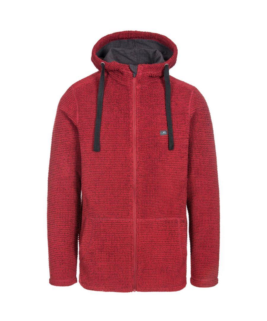Image for Trespass Mens Napperton Fleece Jacket