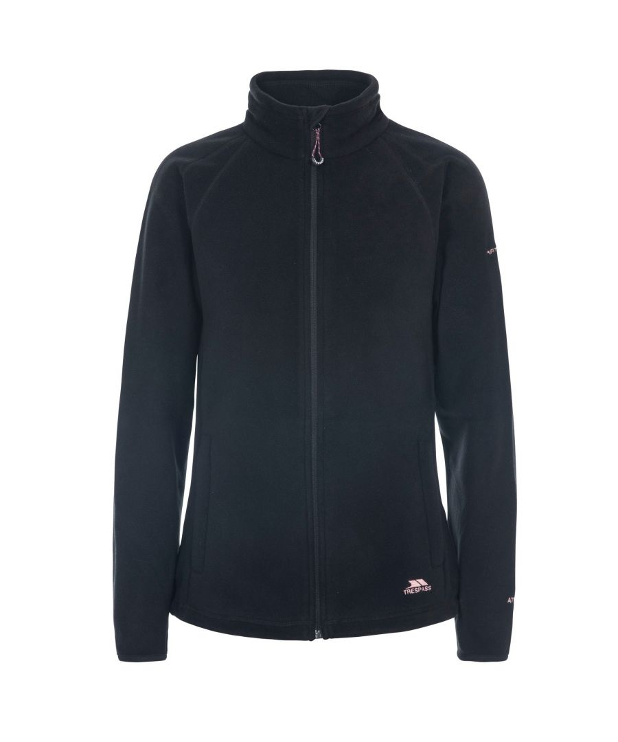 Image for Trespass Womens/Ladies Nonstop Fleece Jacket