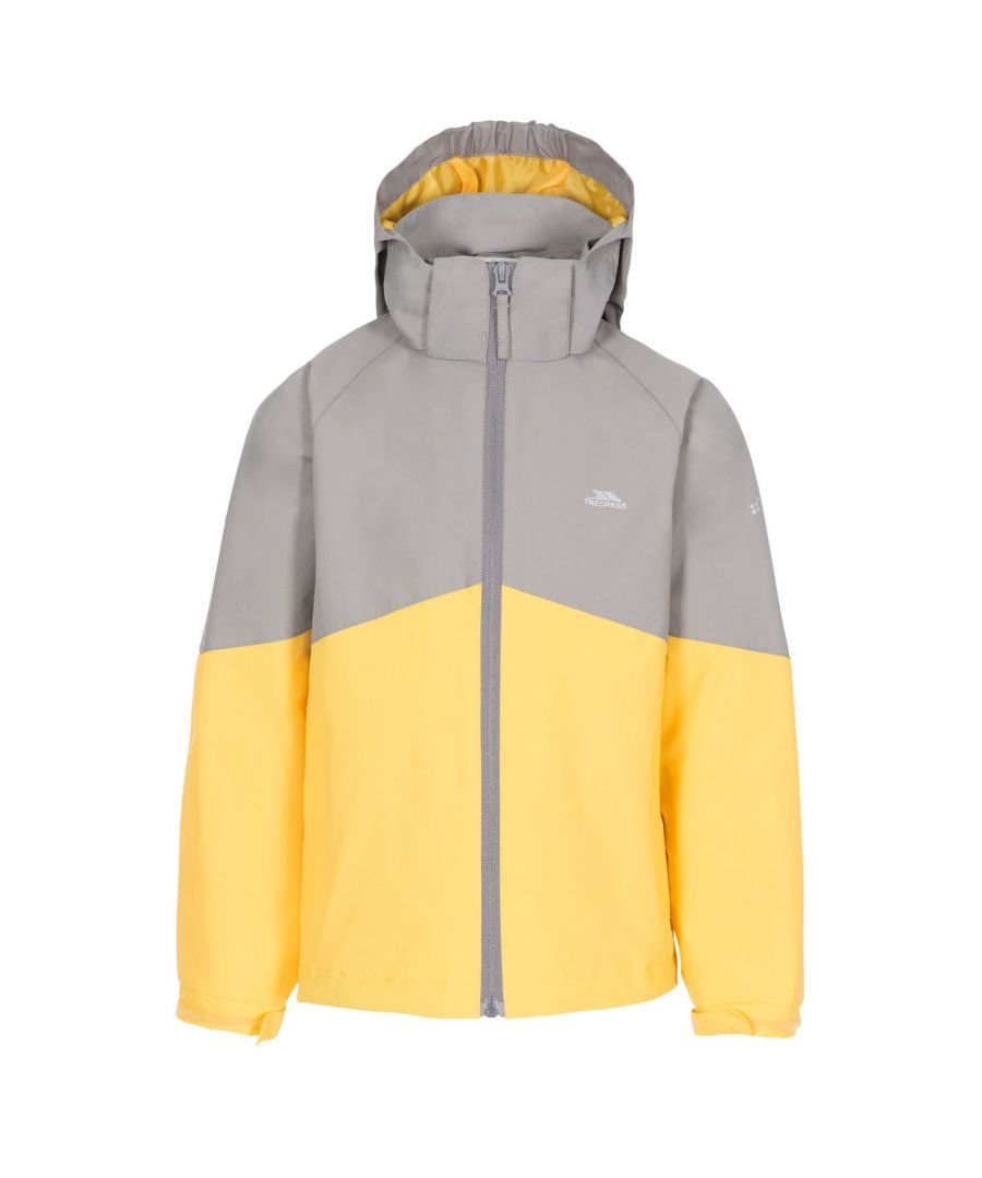 Image for Trespass Childrens Boys Dexterous Waterproof Rain Jacket