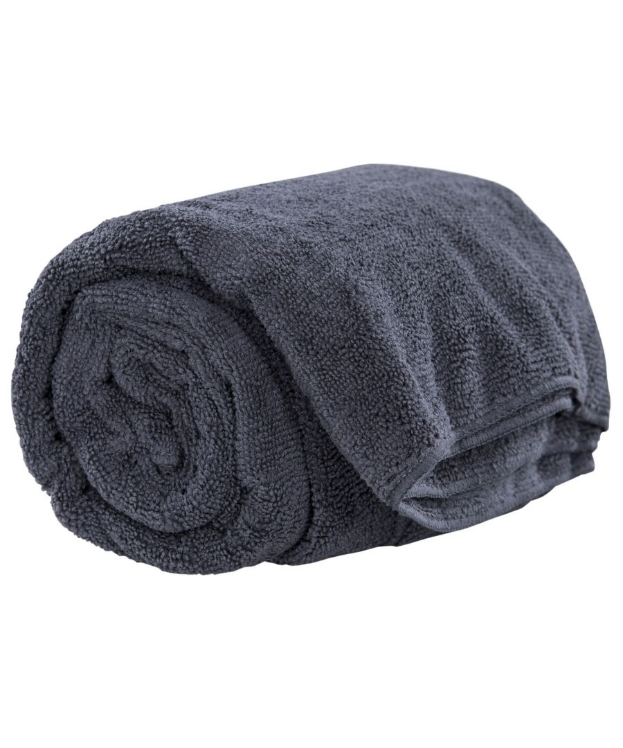 Image for Trespass Wringin Soft Touch Mega Size Terry Towel (Granite)