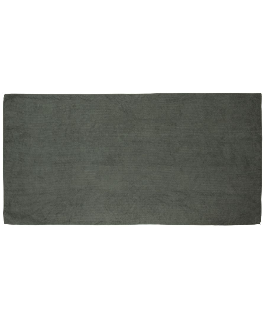 Image for Trespass Wringin Soft Touch Mega Size Terry Towel (Moss)