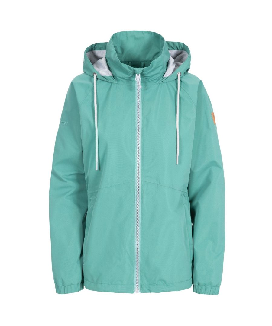 Image for Trespass Womens/Ladies Boom Waterproof Jacket