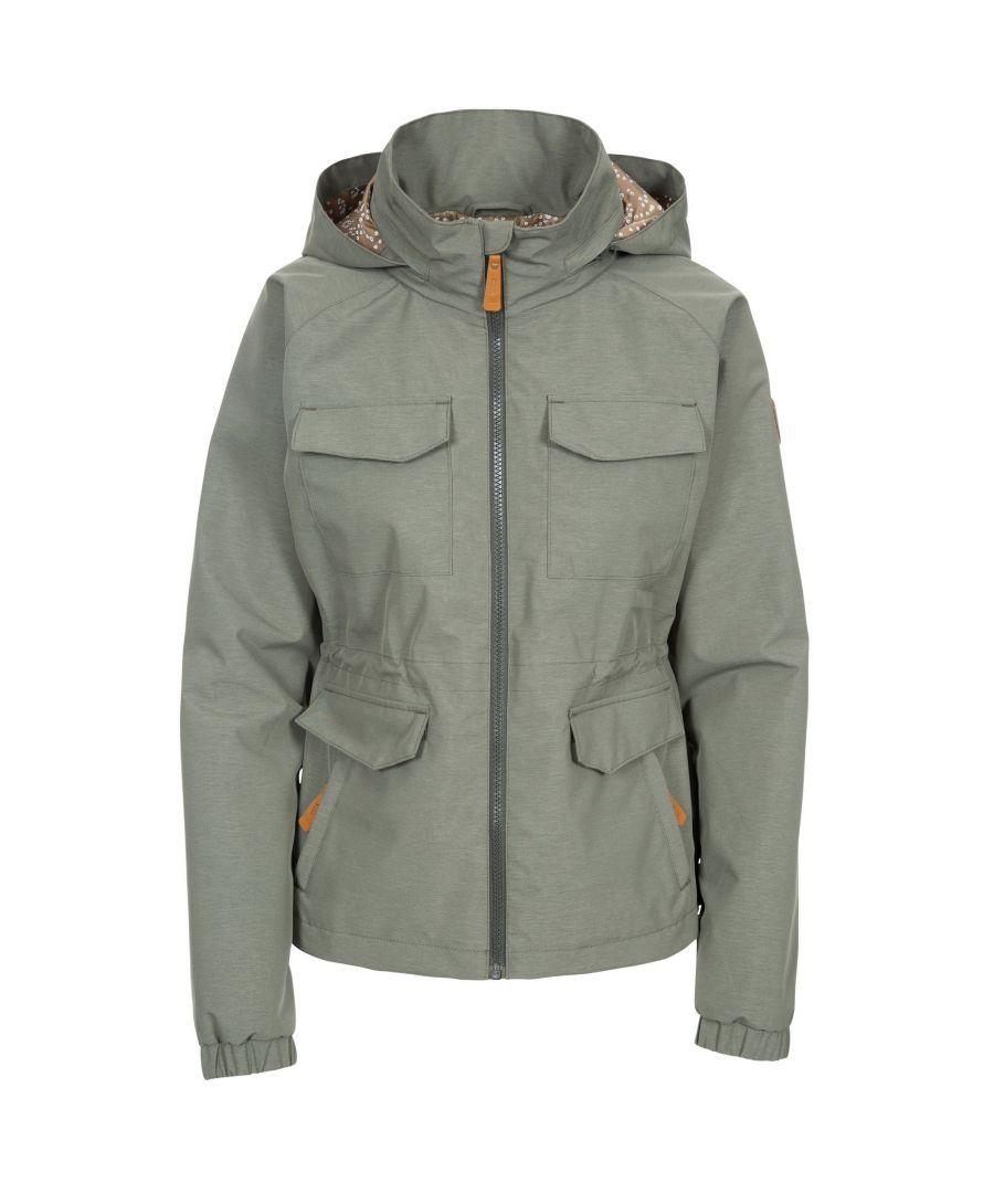 Image for Trespass Womens/Ladies Busybee Waterproof Jacket