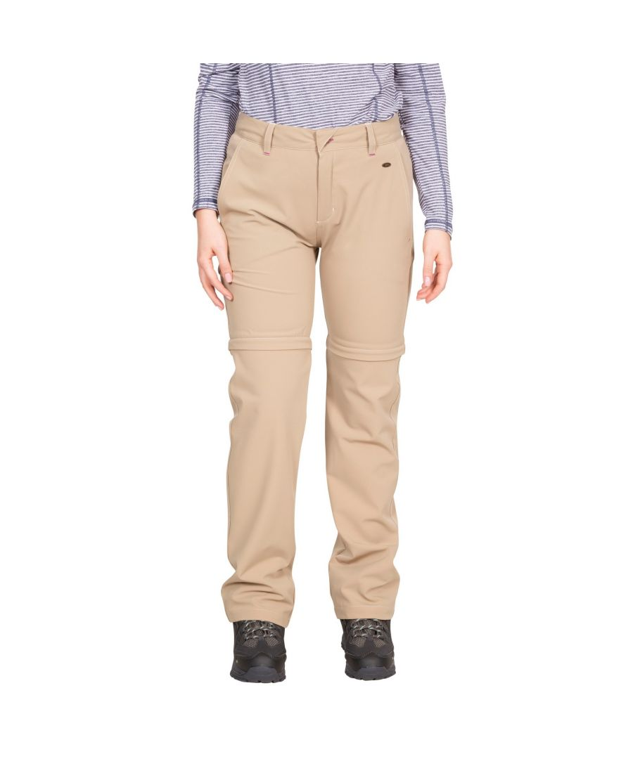 Image for Trespass Womens/Ladies Eadie Convertible Trousers