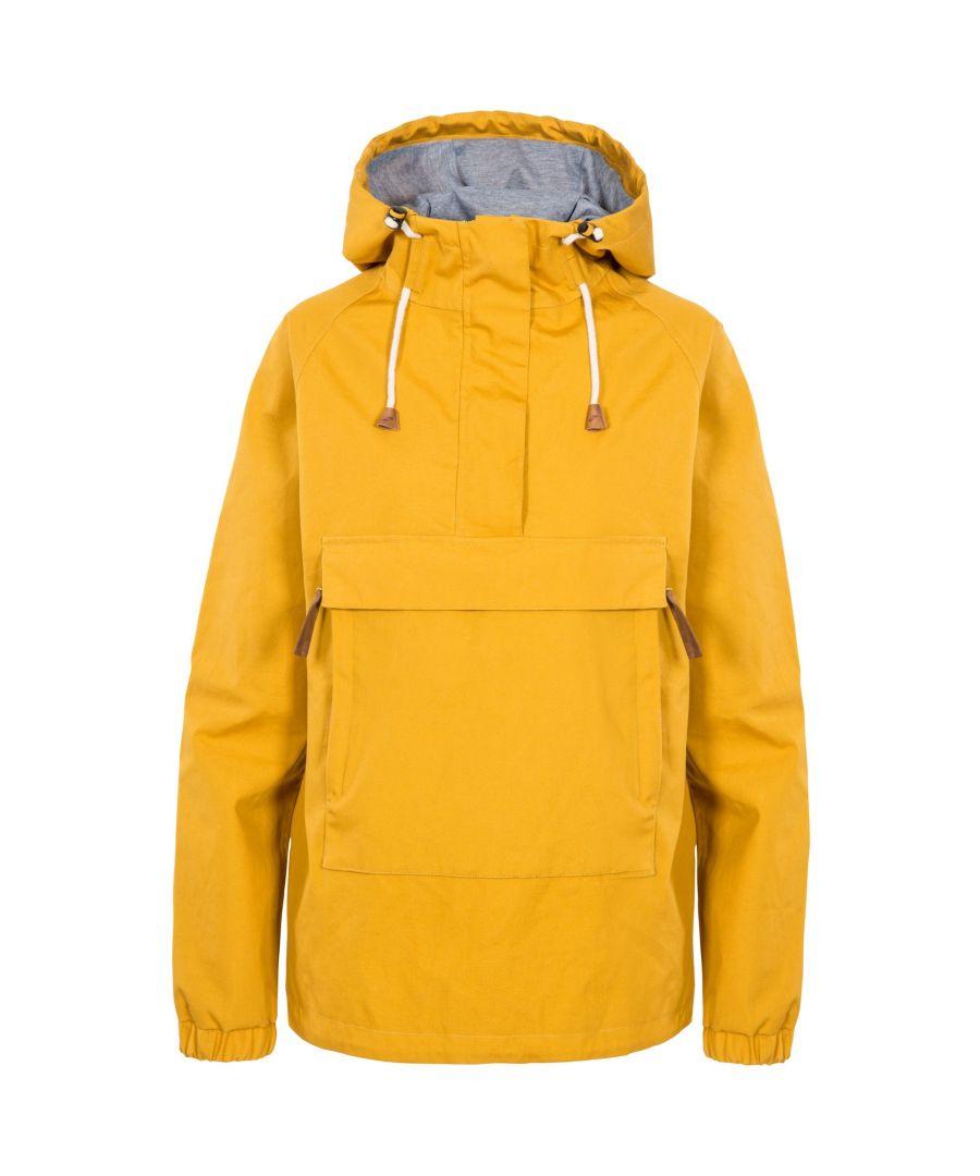 Image for Trespass Womens/Ladies Entirely Waterproof Overhead Jacket