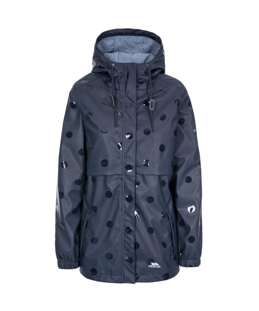 Image for Trespass Womens/Ladies Farewell Waterproof Jacket