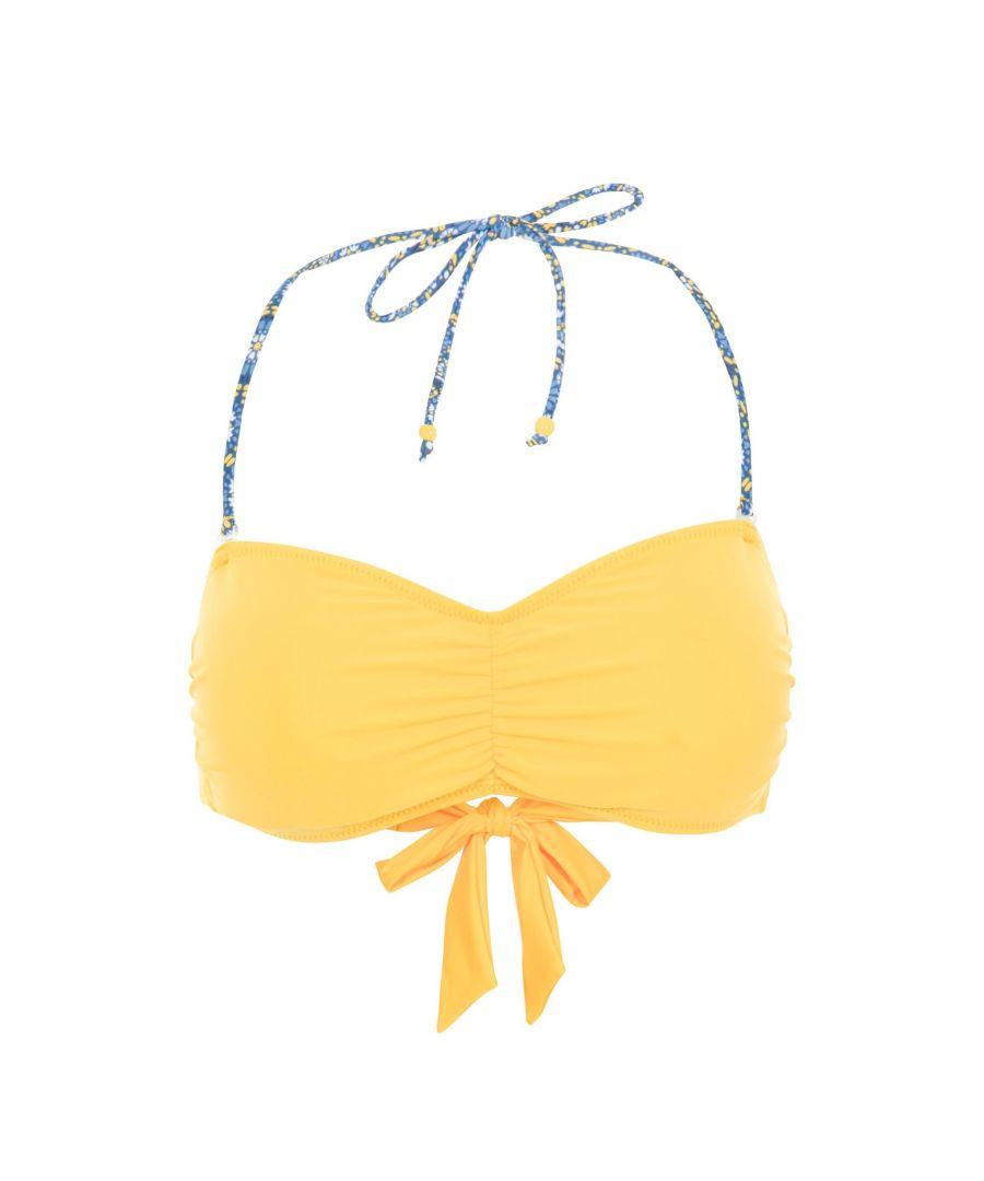 Image for Trespass Womens/Ladies Jessica Bandeau Bikini Top