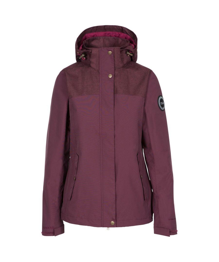 Image for Trespass Womens/Ladies Kelby Waterproof Jacket