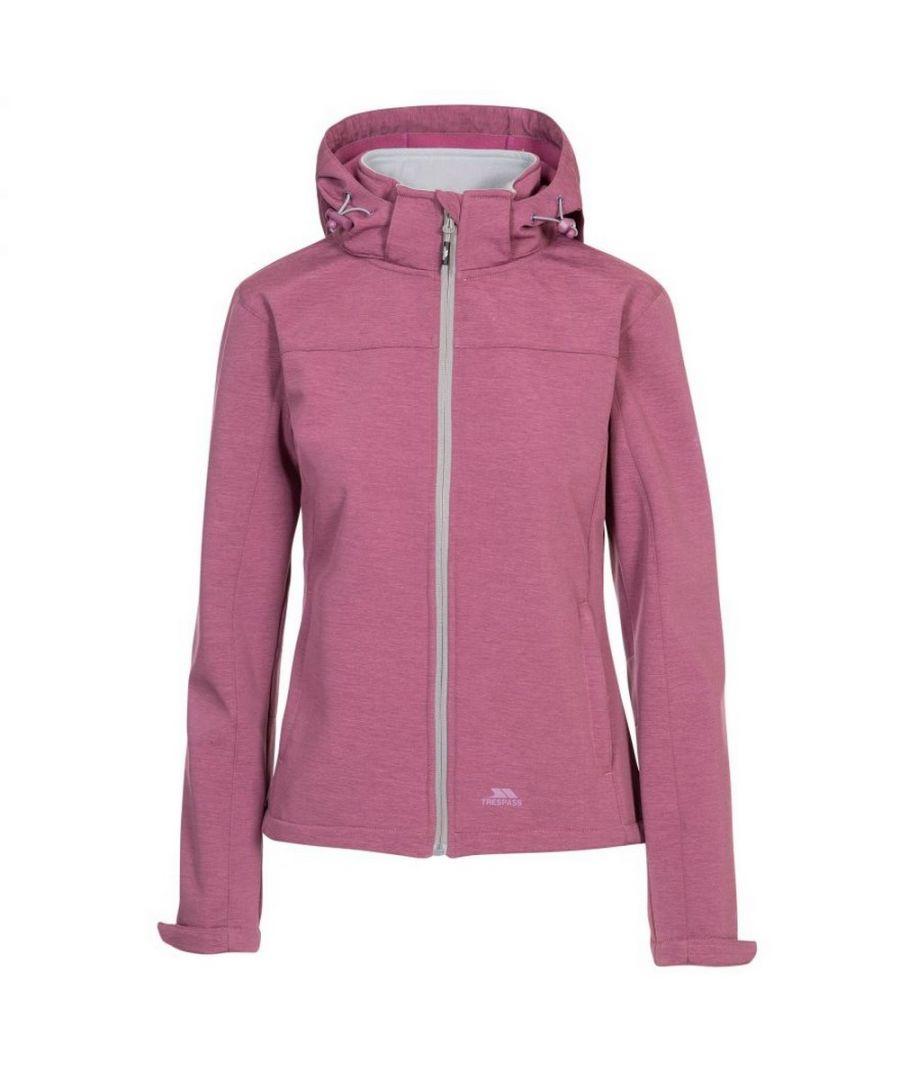 Image for Trespass Womens/Ladies Leah Waterproof Softshell Jacket