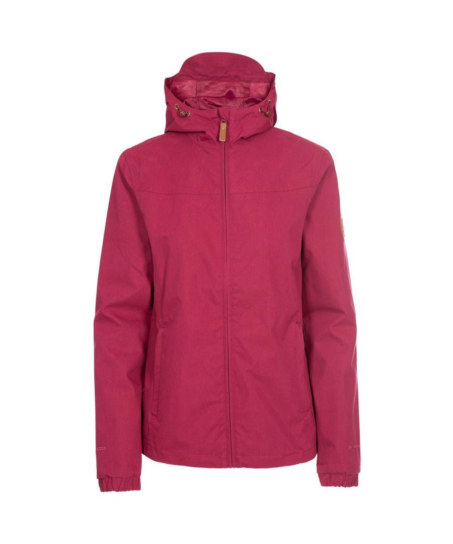 Image for Trespass Womens/Ladies Lynden Waterproof Jacket