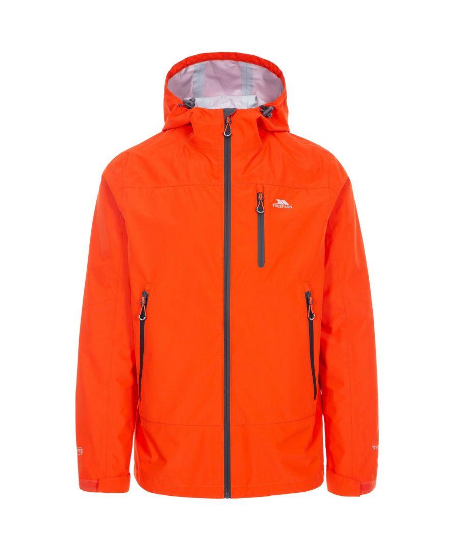 Image for Trespass Mens Rakenfard Waterproof Jacket