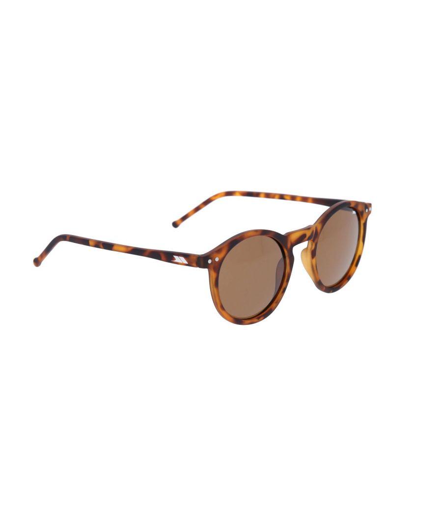 Image for Trespass Unisex Adult Elta Sunglasses (Brown)