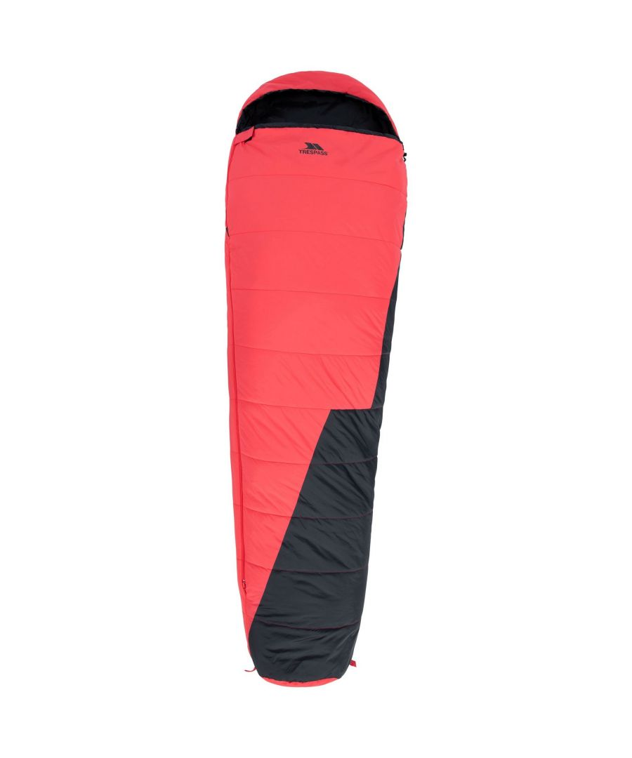 Image for Trespass Tranquill Sleeping Bag (Red)
