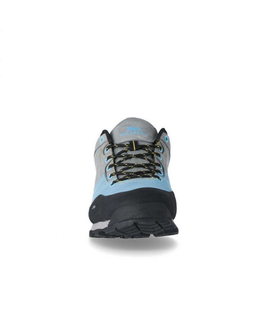 Image for Trespass Mens Vorce Walking Shoes (Grey/Teal)