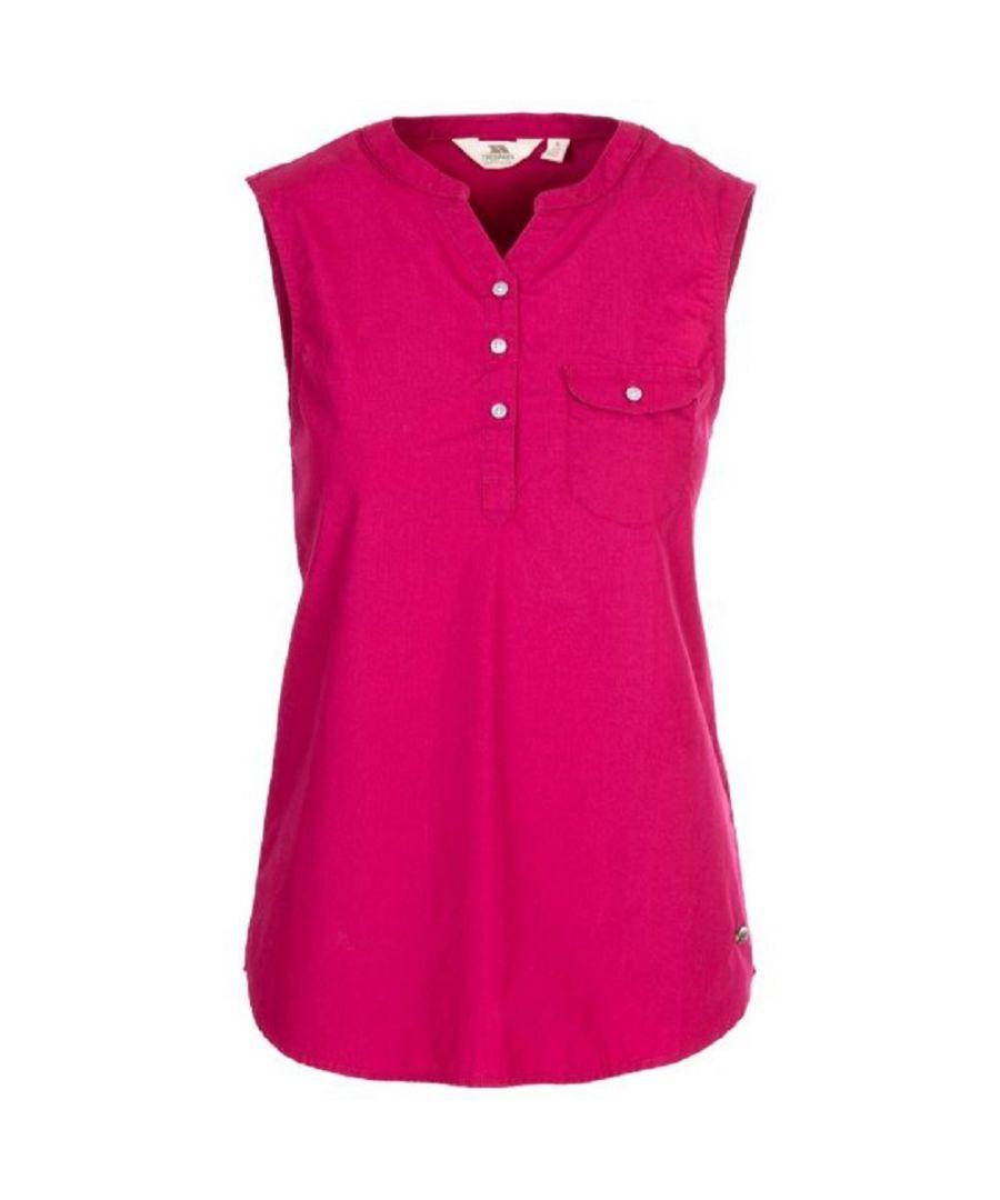 Image for Trespass Womens/Ladies Adora T-Shirt (Raspberry)