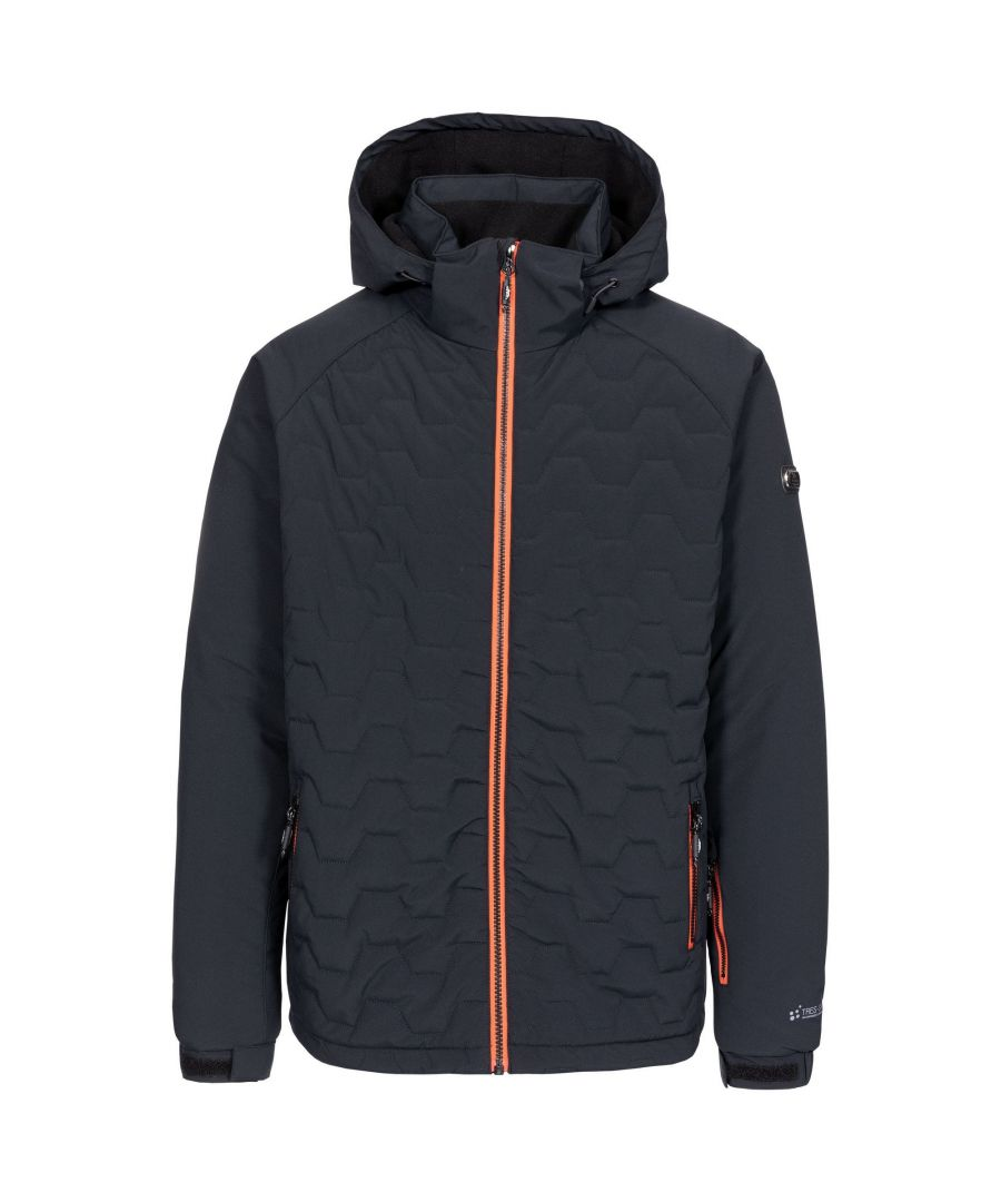 Image for Trespass Mens Samson Ski Jacket (Black)