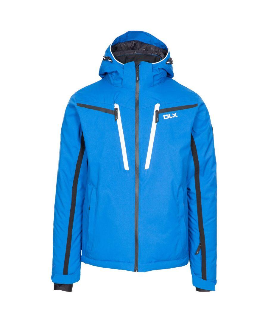 Image for Trespass Mens Jared DLX Ski Jacket (Blue)