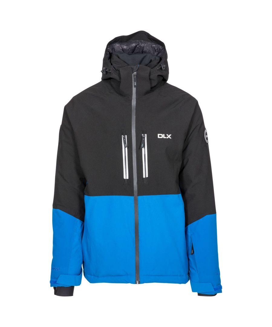 Image for Trespass Mens Nelson DLX Ski Jacket (Blue)