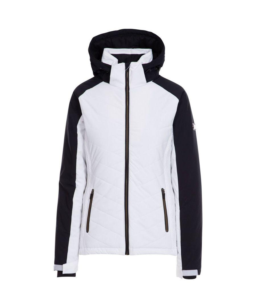 Image for Trespass Womens/Ladies Eva Ski Jacket (White)