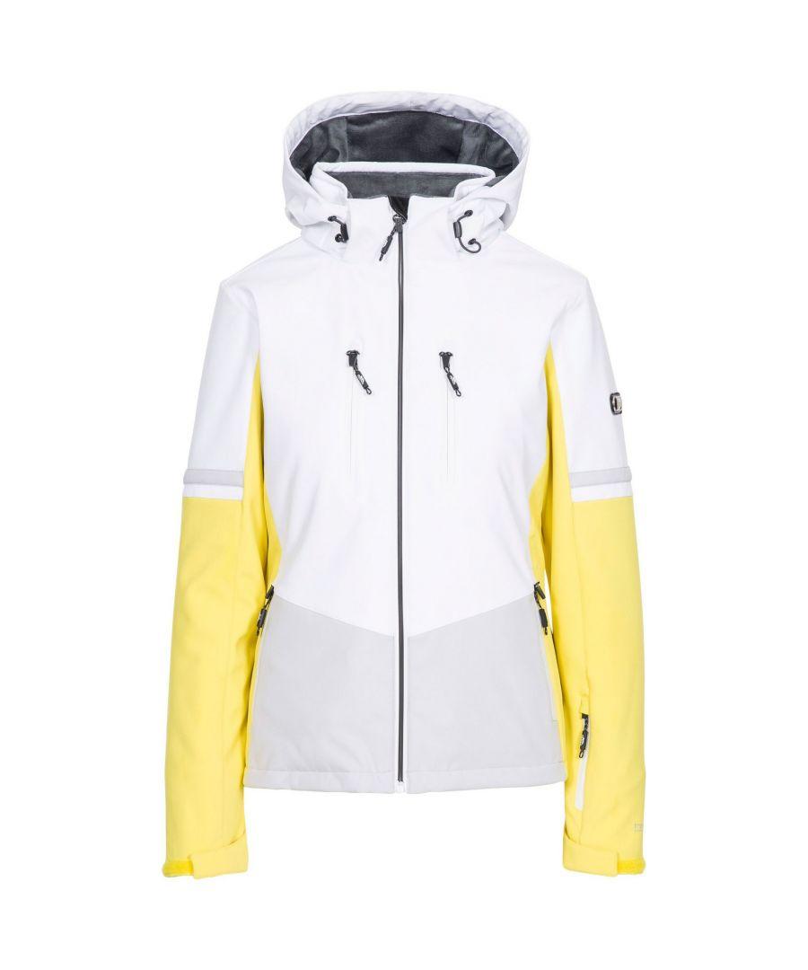 Image for Trespass Womens/Ladies Mila Ski Jacket (Yellow)