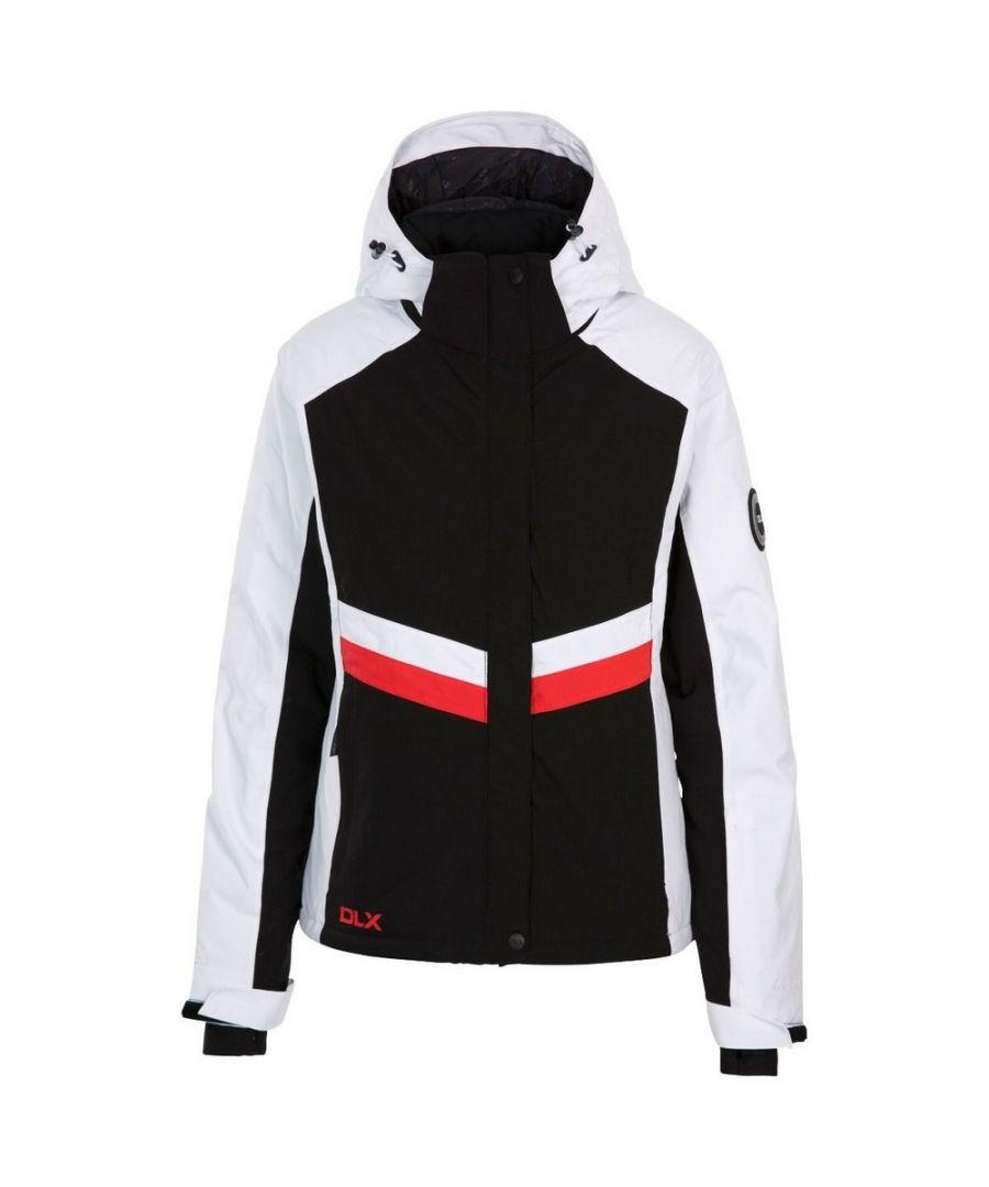 Image for Trespass Womens/Ladies Gwen DLX Ski Jacket (Black)