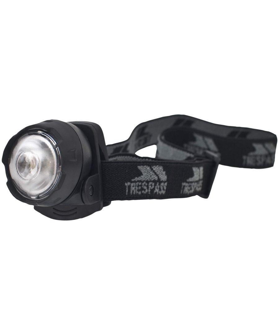 Image for Trespass Flasher Ultra Light LED Headtorch