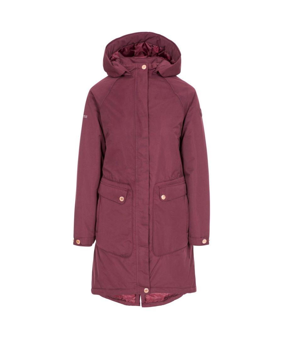 Image for Trespass Womens/Ladies Tamara Waterproof Jacket (Fig)