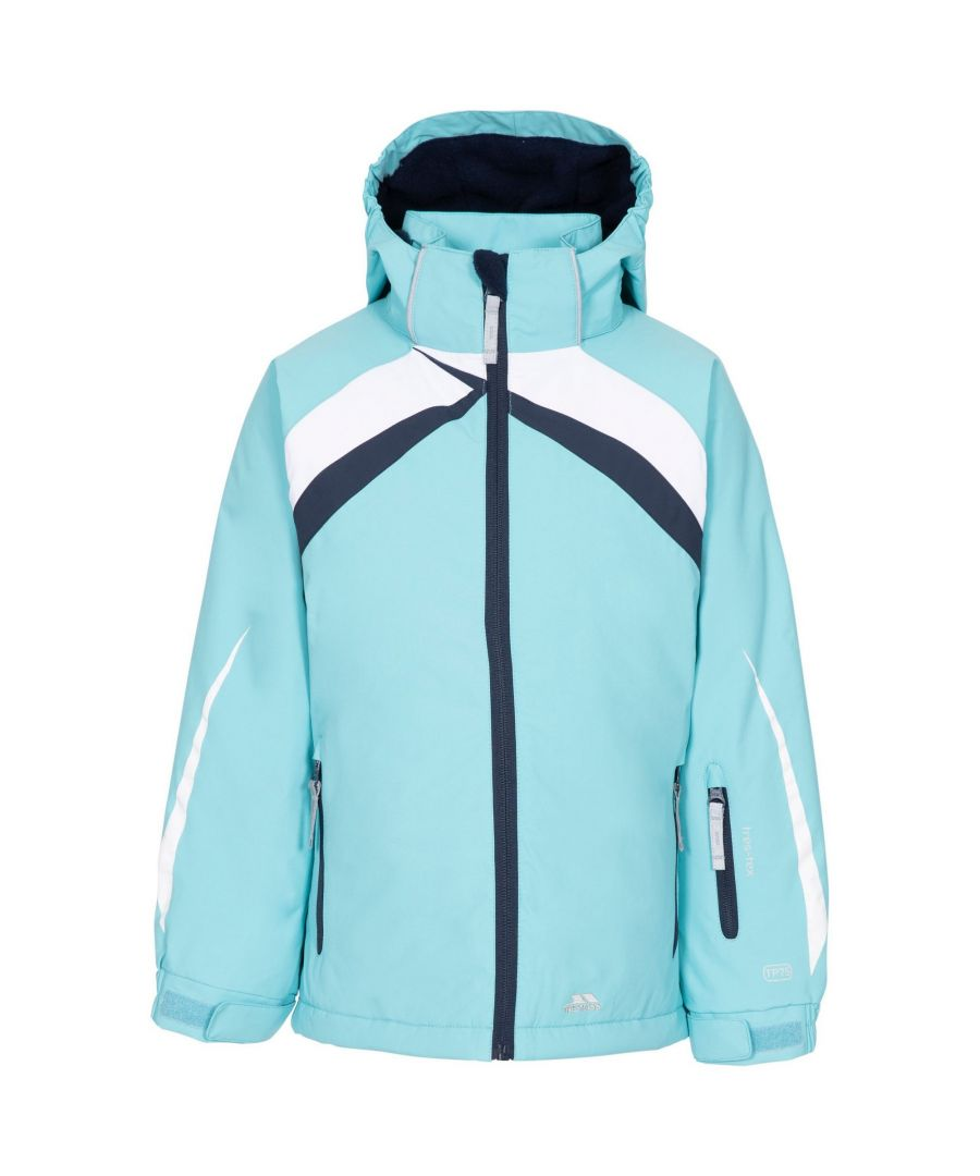 Image for Trespass Girls Distinct Ski Jacket (Aquamarine)
