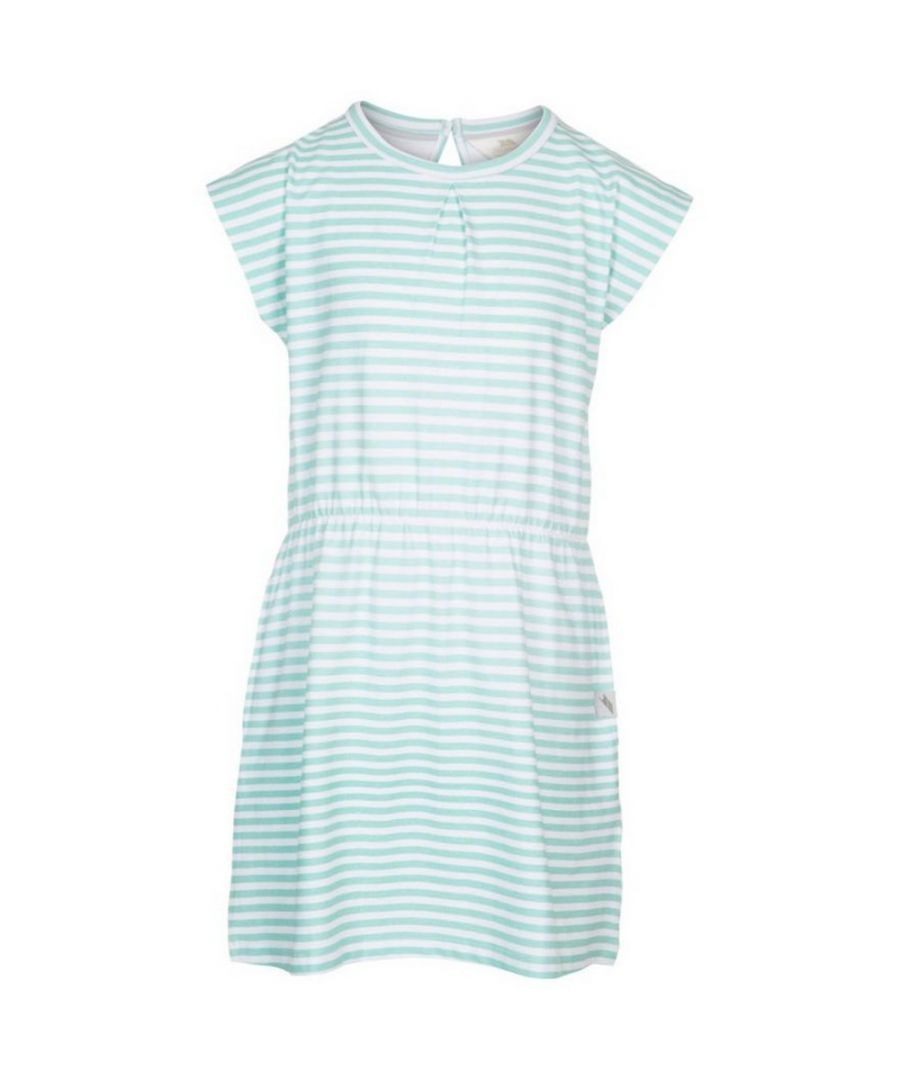 Image for Trespass Girls Mesmerised Dress (Spearmint)