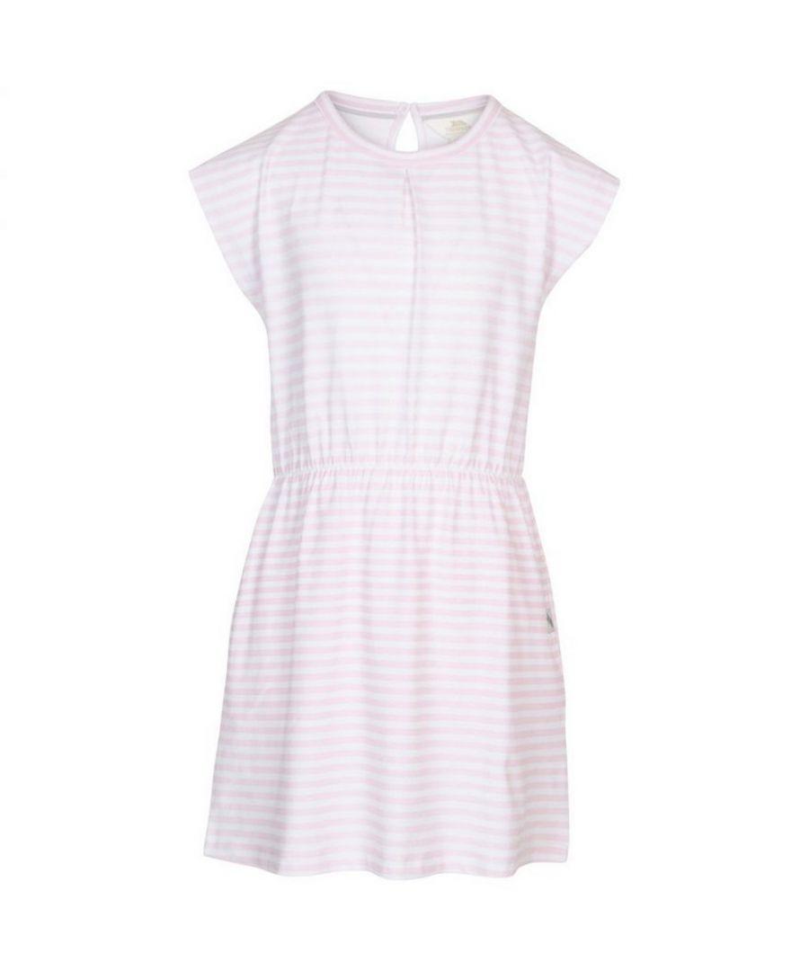 Image for Trespass Girls Mesmerised Dress (Pale Pink)