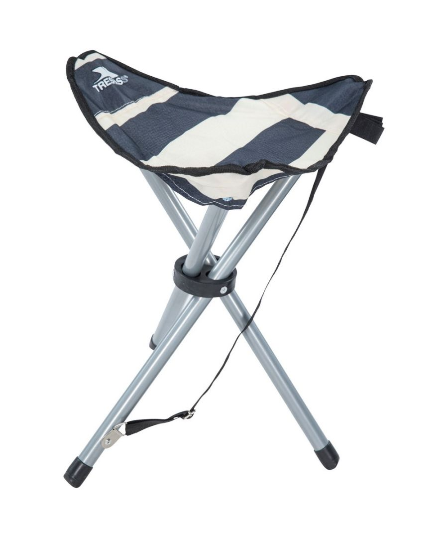 Image for Trespass Ritchie Tripod Camping Stool/Chair