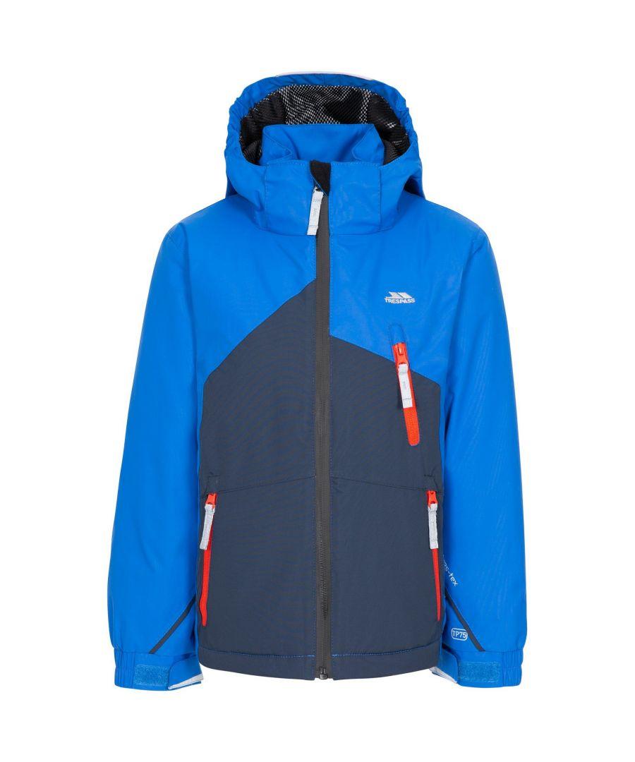 Image for Trespass Childrens/Kids Scarce Ski Jacket (Blue)