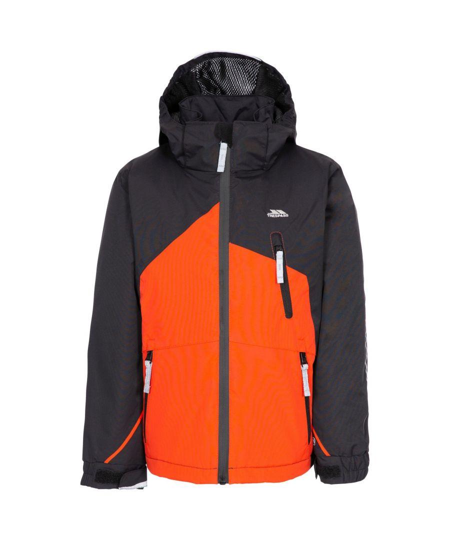 Image for Trespass Childrens/Kids Scarce Ski Jacket (Black)