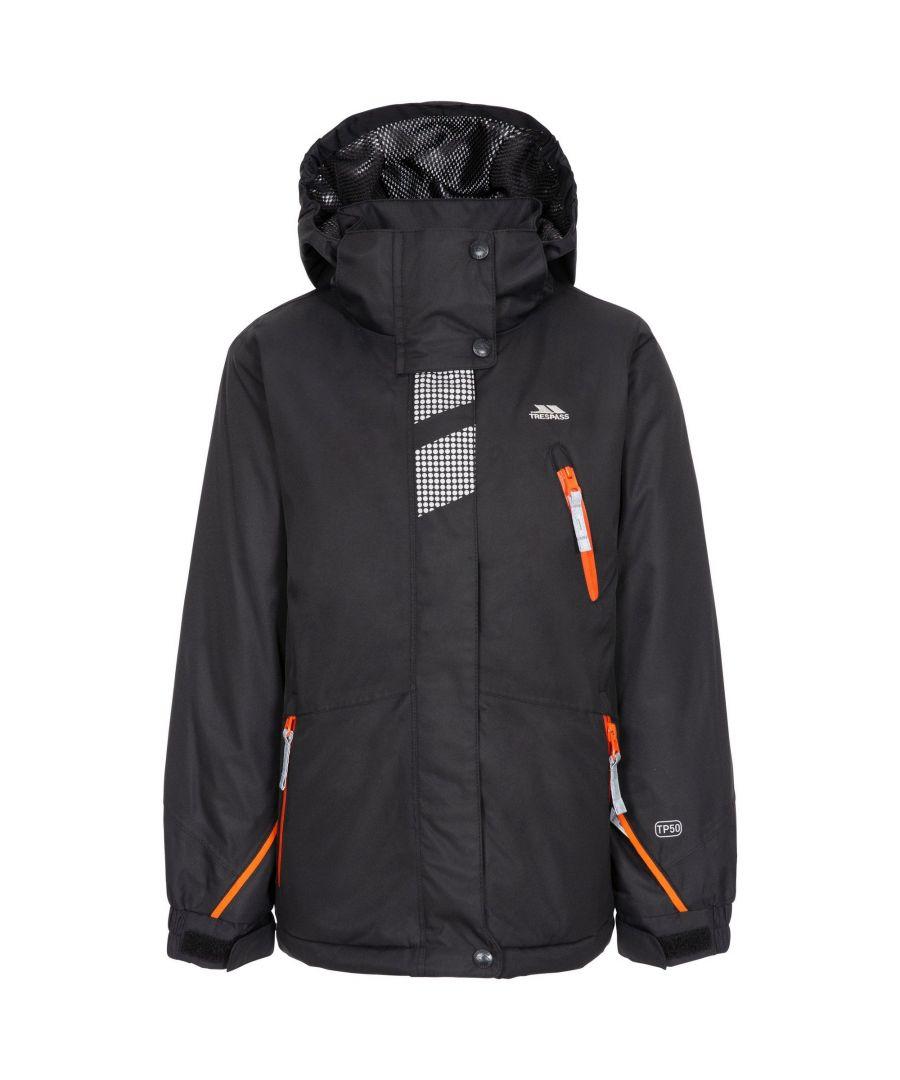 Image for Trespass Boys Rare Ski Jacket (Black)