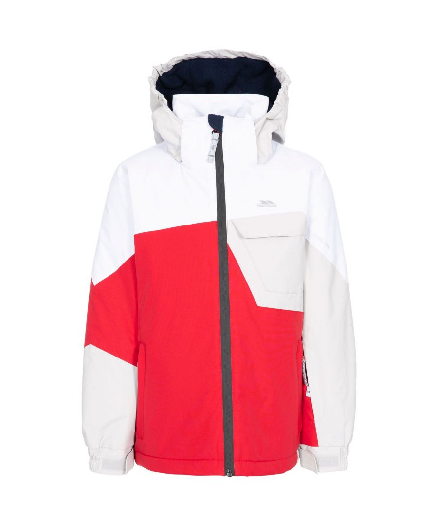 Image for Trespass Childrens/Kids Curious Ski Jacket (Red)