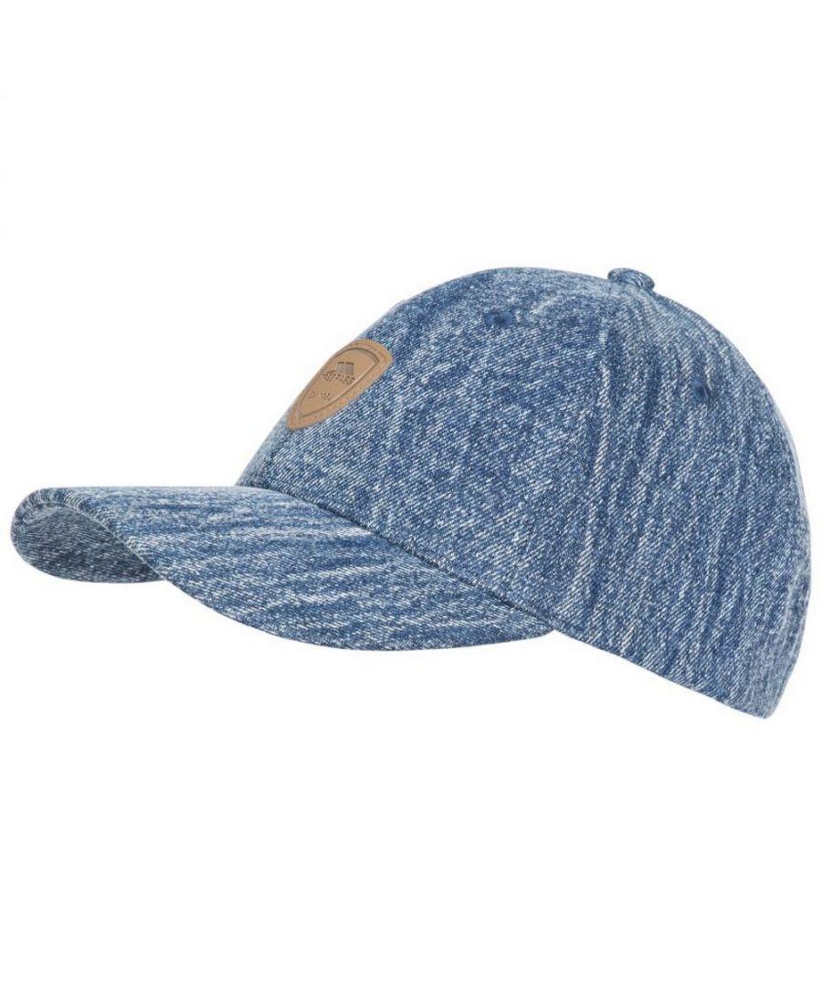Image for Trespass Unisex Adult Barney Baseball Cap (Blue)