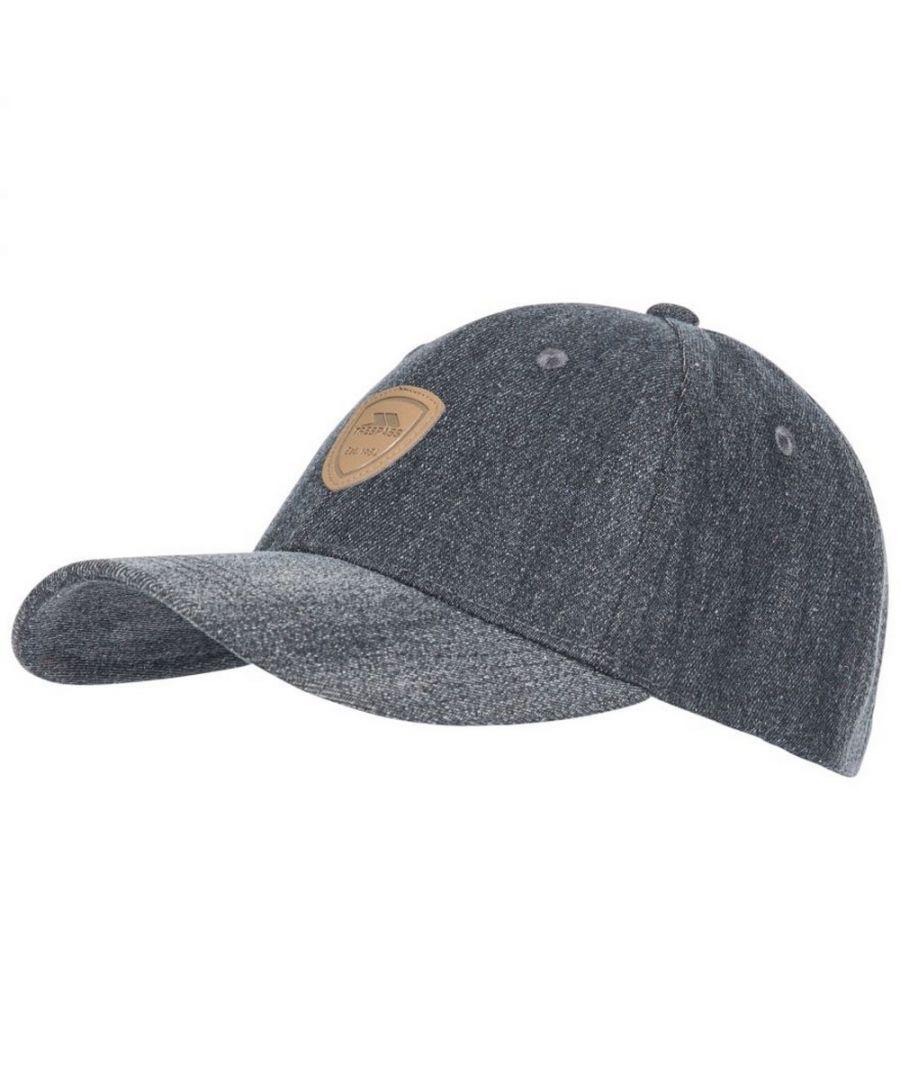 Image for Trespass Unisex Adult Barney Baseball Cap (Black)