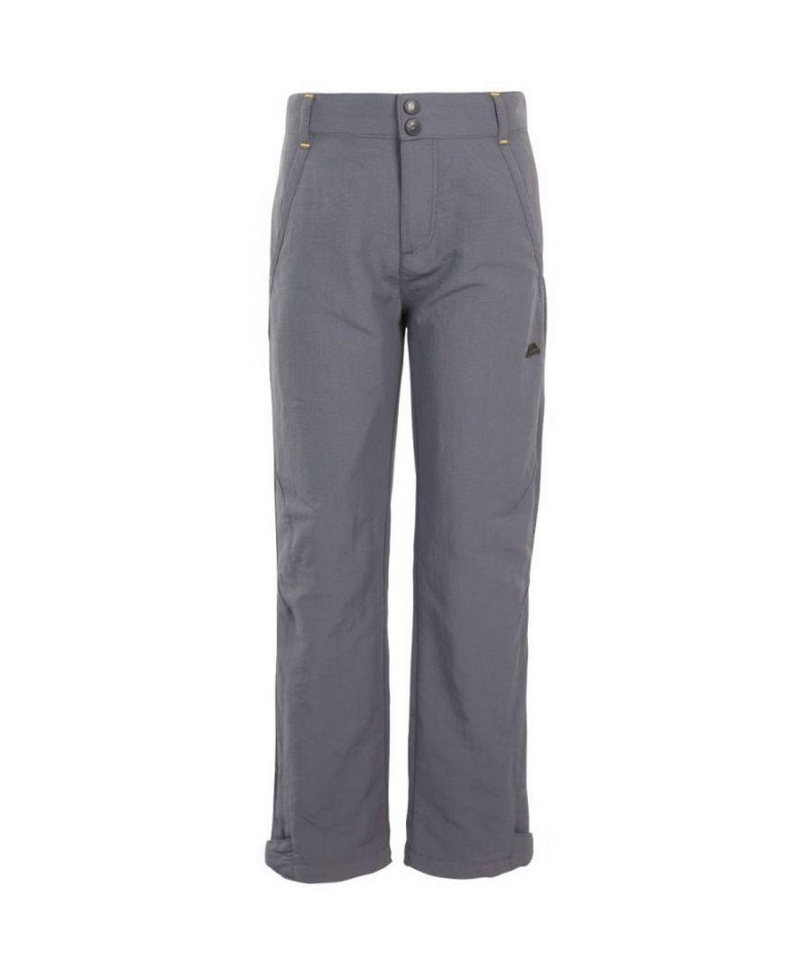 Image for Trespass Childrens/Kids Decisive Trousers (Carbon)