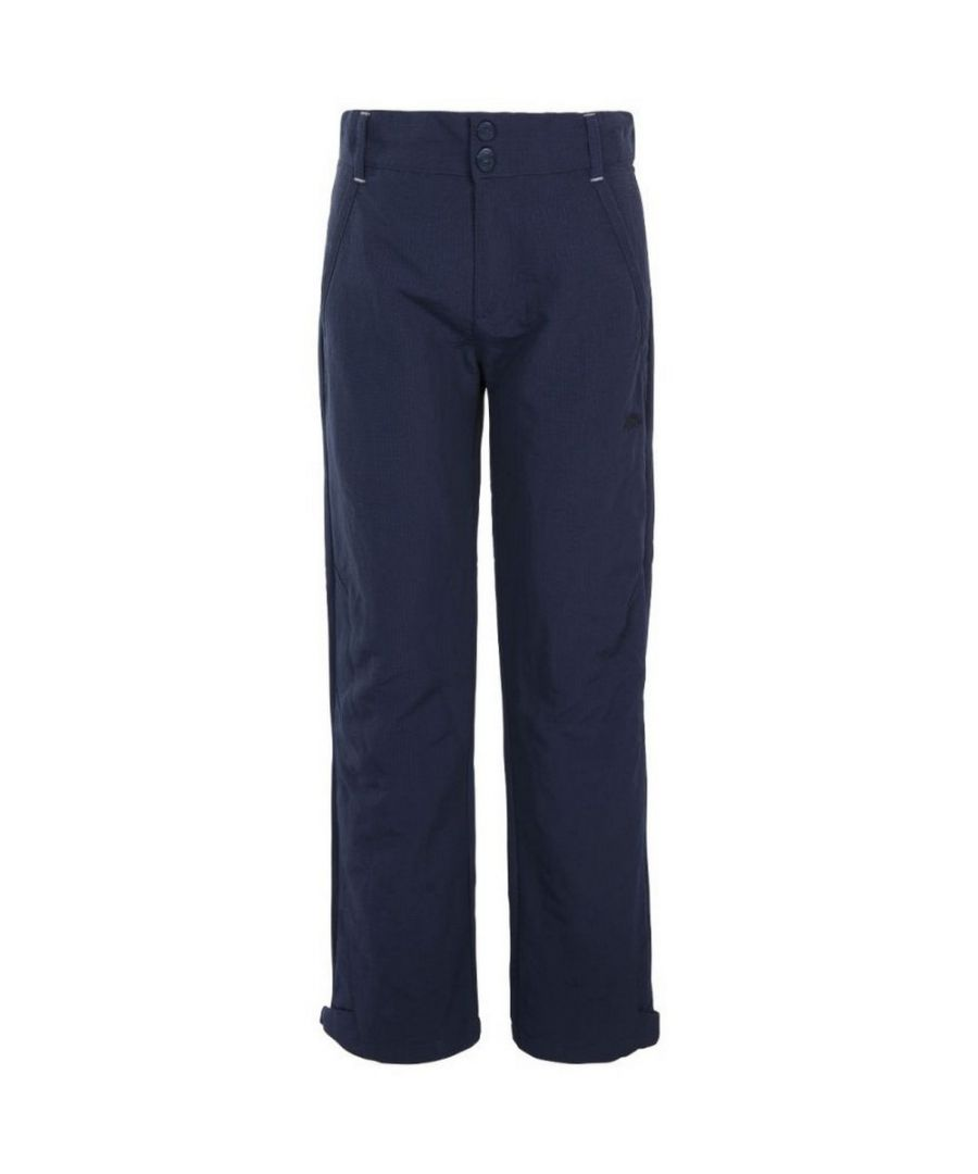 Image for Trespass Childrens/Kids Decisive Trousers (Navy)